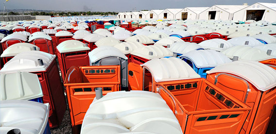 Champion Portable Toilets in Harrisonville,  MO